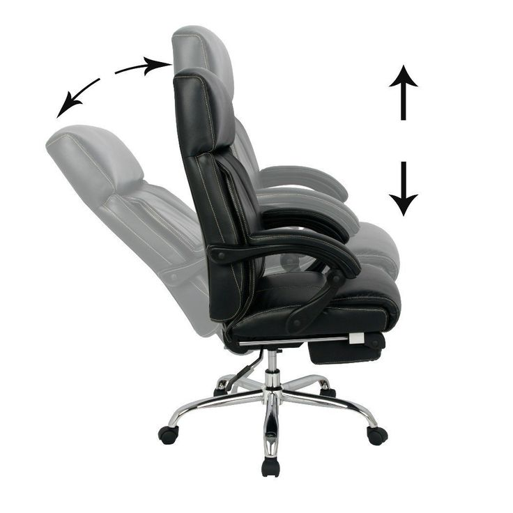 most comfortable office chair  sc 1 st  Pinterest : most comfortable recliner chairs - islam-shia.org