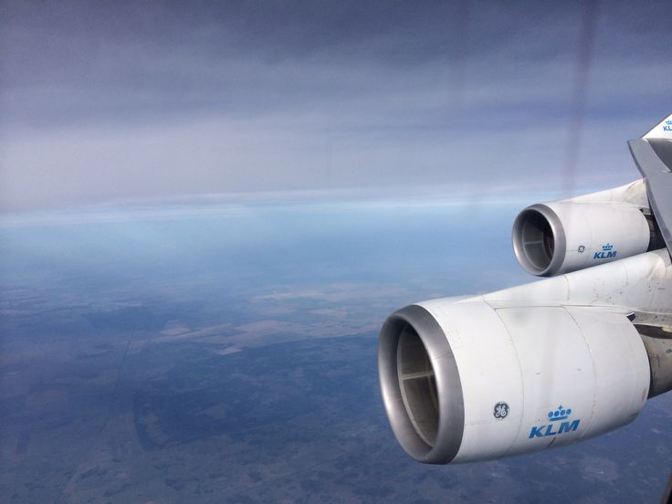 GE Engines from Boeing 747