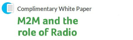 M2M and the role of Radio by Stephen Jenkins and Andy Grimmett, Simoco Group