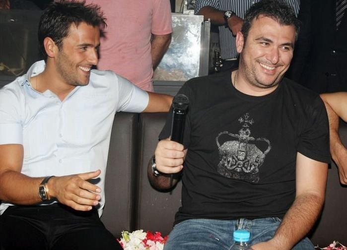 with NIkos Vertis