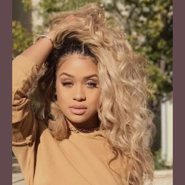 Blonde Ombre Loose Waves How Would You Wear Yours Besthair