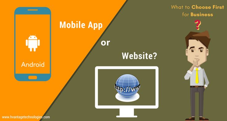 #MobileApp or #Website: Here are the few questions that would help to choose between both. Ask yourself and try to answer. This will figure out the right pick for your business. Check it out here- http://bit.ly/2BqteCL  #MobileAppDevelopment #MobileApplication #WebsiteDevelopment