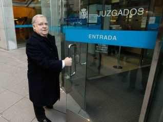 Vigón, condenado a año y medio de prisión por el fraude fiscal en la empresa familiar Enastur