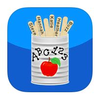 Stickpick - This app is great! It saves money because I will not have to buy sticks. This app is a great way to keep students on their toes and thinking a head. It is also a great way for me to assess my students! This app pulls a stick randomly with a student's name on it. The person who's stick gets picked has to answer the question.