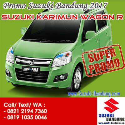Promo Diskon Awal Tahun 2017 Kredit Suzuki Karimun Wagon R Bandung. Sales: 0813 2271 6346