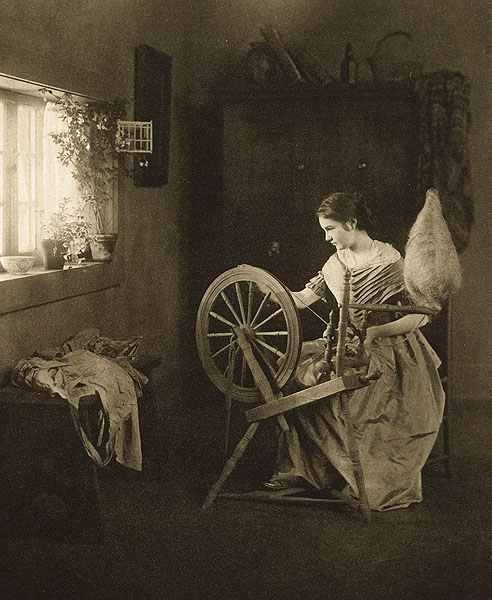 When I tell people I love spinning, this is what they picture!