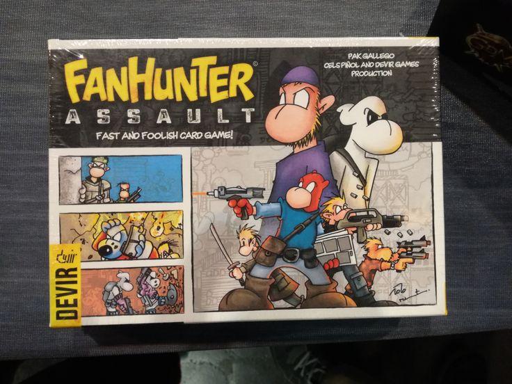 Fanhunter Assault. Devir