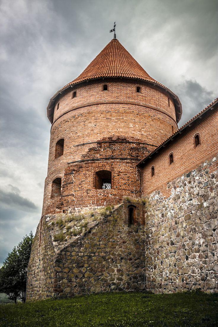 Trakai Island Castle, Lithuania *