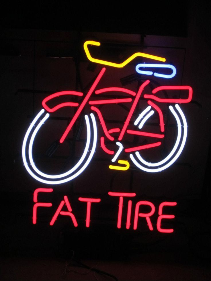 Wholesale cheap neon signs online, brand - Find best fat tire glass neon sign beer new bar light 19 at discount prices from Chinese led neon sign supplier - huangxiaxing on DHgate.com.