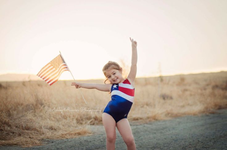 4th of July | Peace, Love, Freedom | Ashley Boomer Photography | Independence Day | It's a party in the USA | Children's Fashion | Snowflake Leotard