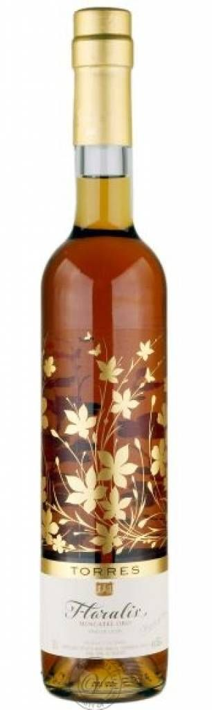 Torres Moscatel d'Oro 0,5 ltr $13,45 Incl. Tax