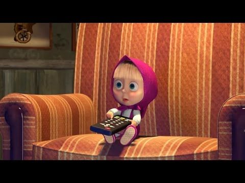 Masha and The Bear 2014 - Bedtime Story Oh, and Skukoten - Masha i Medve...