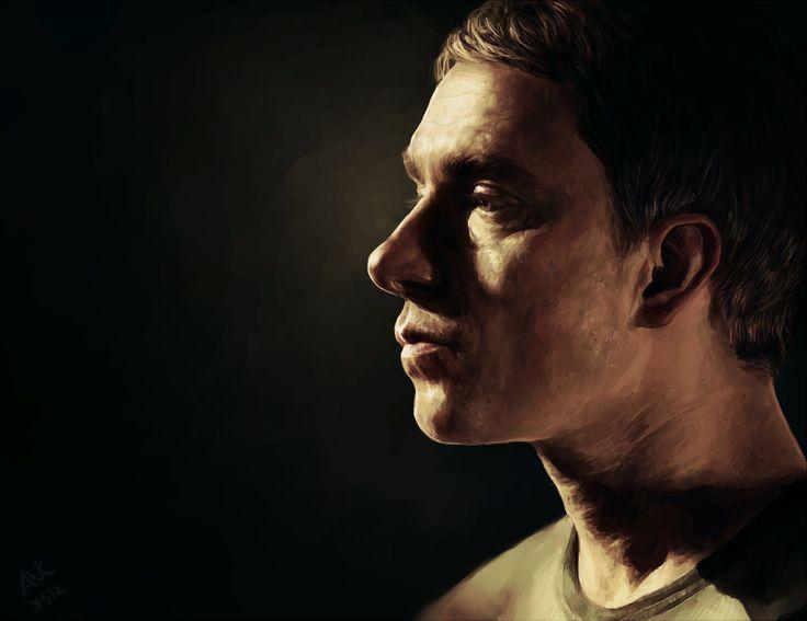 John H. Watson. by Czaritsa.deviantart.com on @deviantART. ...This is art?? O_O Woah.