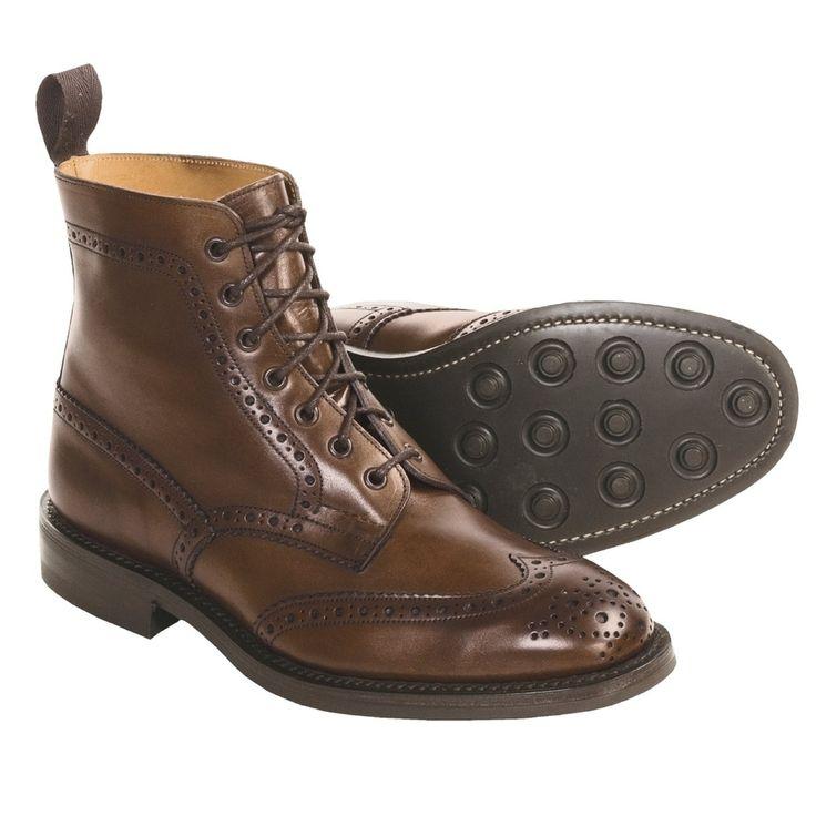trickers handmade derbys trickers mens boot
