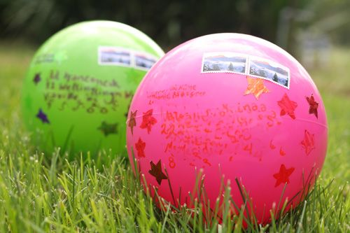 send a ball: Golf Ball, Happy Mail, Cute Ideas, Bored Kids, Fun Ideas, Fun Things, Bouncy Ball, Summer Bucket, 13 Ounc