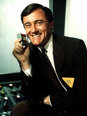 Robert Vaughn 22.11.1932 - 11.11.2016, american actor