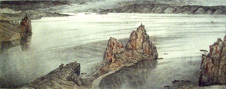 Виталий Губарев.Священный Байкал