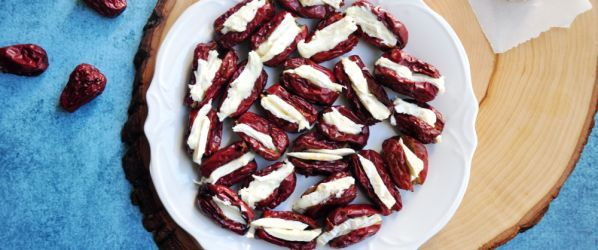 Fresh Dates With Brie Recipe - Genius Kitchen