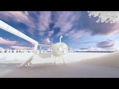 MURUS - park Nautilus - lumiartsoft s.r.o. - Styrofoam efekt - YouTube
