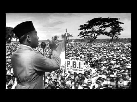 Pidato Presiden Soekarno: Negara Tanpa Konsepsi