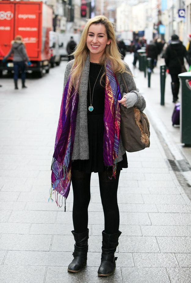 Dublin Street Style … | Pinteres…