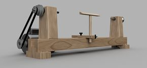 We're working on some new woodturning courses at Popular Woodworking University for early 2016, including one about building your own lathe! Stay tuned to https://classes.popularwoodworking.com