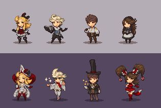 Bravely Default by .anubis.