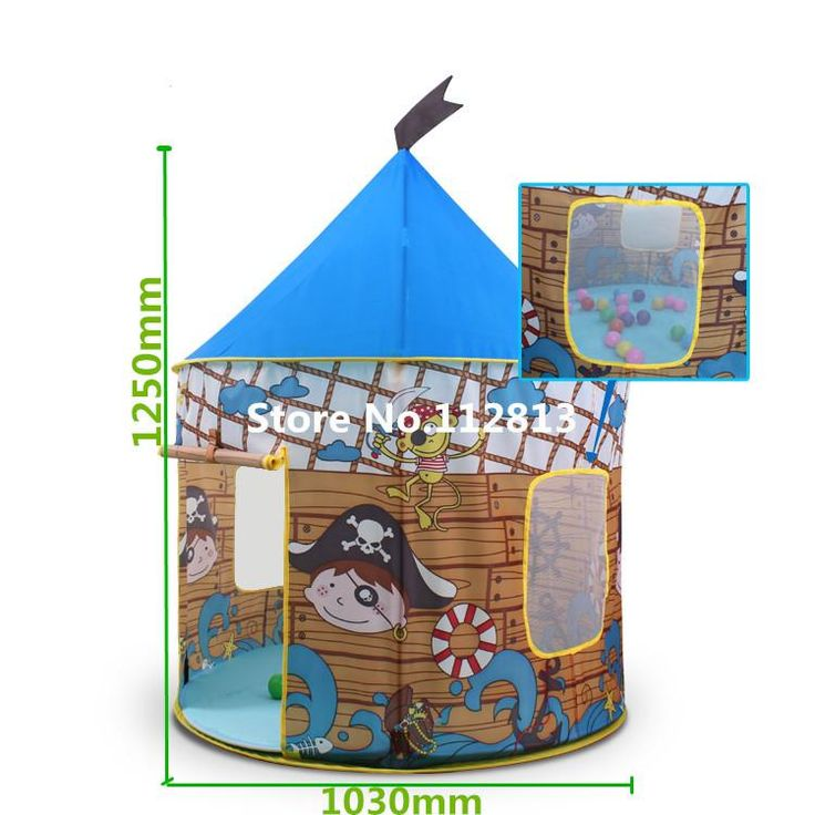 Ultralarge Children Beach Tent Baby Toy Play Game House Kids Princess Prince Castle Indoor Outdoor Toys Tents Christmas Gifts Z1