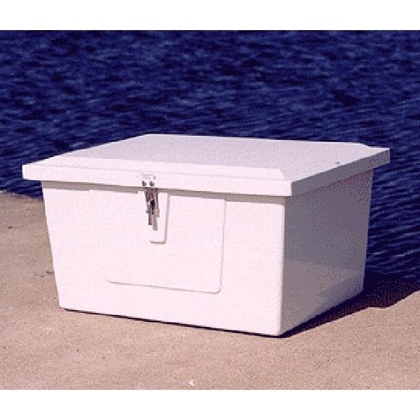 Elegant Model 324 Fiberglass Dock Storage Box By Better Way Products   Dock U0026 Deck  Storage   Pinterest   Storage Boxes, Storage And Uv Gel