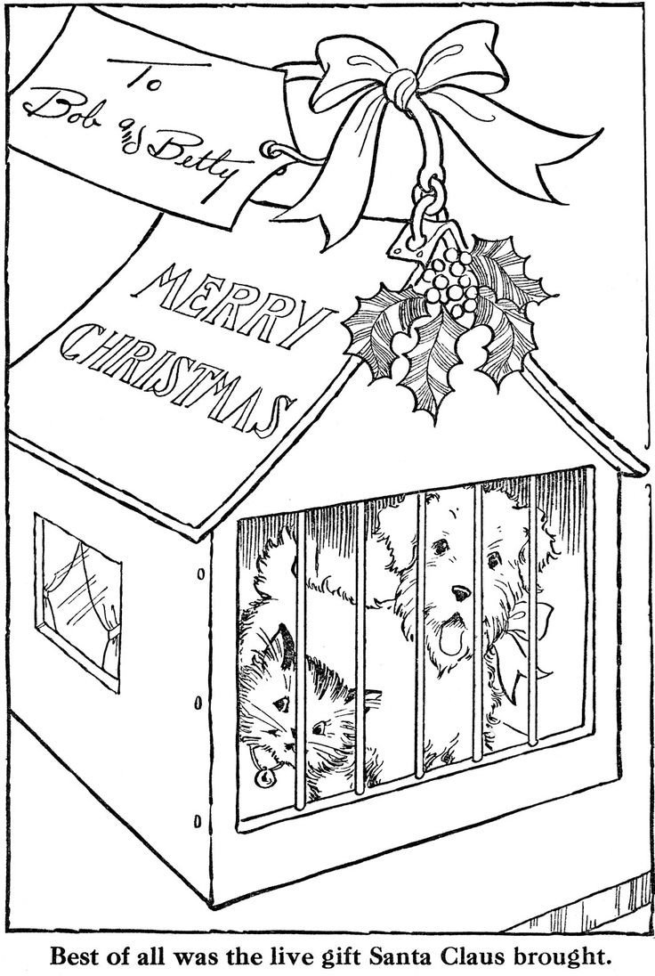 Coloring pages vintage - Find This Pin And More On Vintage Coloring Sheets By Marion1958