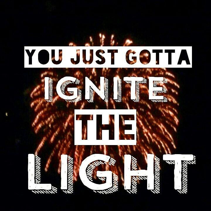 Firework quote