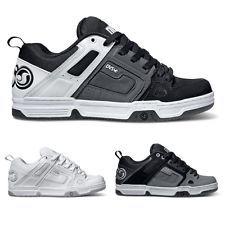 """DVS Scarpe UOMO Shoes """"Comanche"""" NEW Cem LEATHER Mens NUOVE Originali SKATE 3 Cl"""