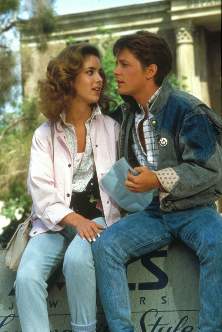 Back to the Future (Michael J. Fox)