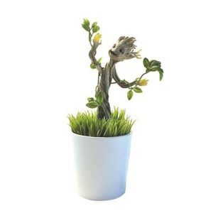 Grow and Glow Groot. Create your own Groot Plant at FandomPlanet.com!