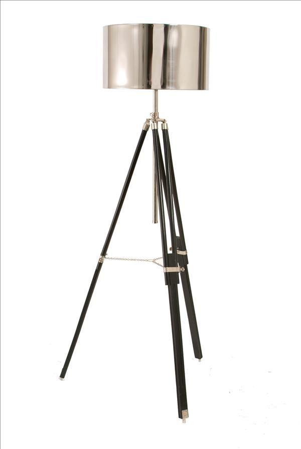 31 best chandeliers and light fittings images on pinterest for Eden 3 light tripod floor lamp chrome