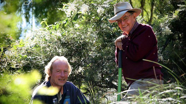 GARDENING legend and long-time columnist Colin Campbell has died after a short battle with cancer. He is survived by his 4 sons and his wife of 36 years, Bev. His legacy is seen every day by people in their own gardens or as they walk through Brisbane's Roma Street Gardens. It was through gardening columns, radio & television segments & countless workshops & casual chats with garden lovers that he touched so many.  He was awarded an Order of Australia Medal in 2007 for services to…