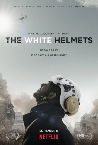 Exclusive: Watch the Trailer for 'The White Helmets'