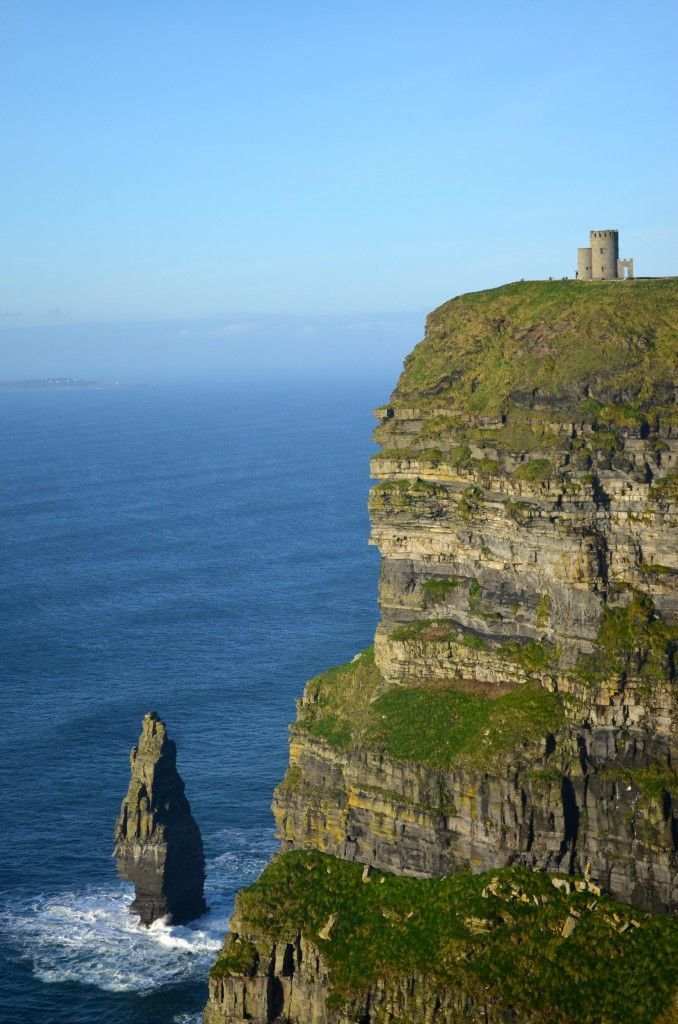 Check out these must-see spots when you travel to Ireland, including Blarney Castle, Dublin, Kilarney, Galway City, Dingle, Adare, and the Cliffs of Moher.