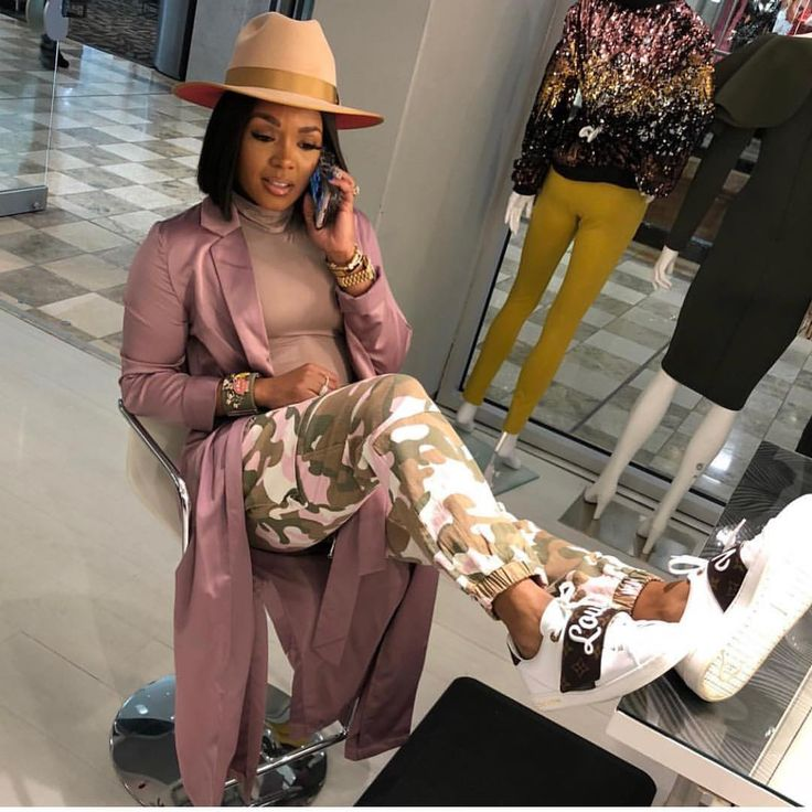 "30.8k Likes, 200 Comments - Rasheeda (@rasheedadabosschick) on Instagram: ""Back in-stock..... The Pink Camo Pants....don't miss out available at PRESSEDATL.COM & the stretch…"""