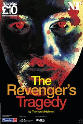 The Revenger's Tragedy by Anonymous???? Seriously, who is titling these?