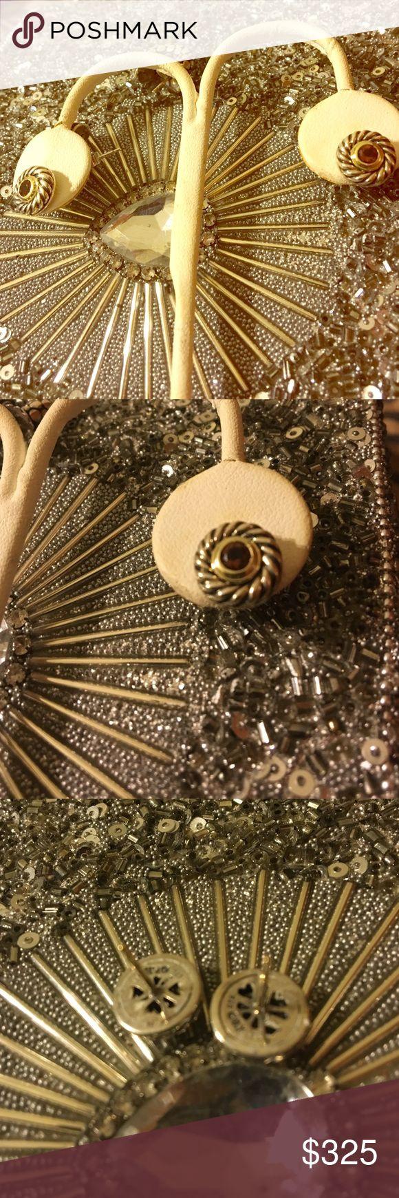 David Yurman citrine 18 karat and Sterling Citrine stone 18 karat gold and sterling David Yurman Jewelry Earrings