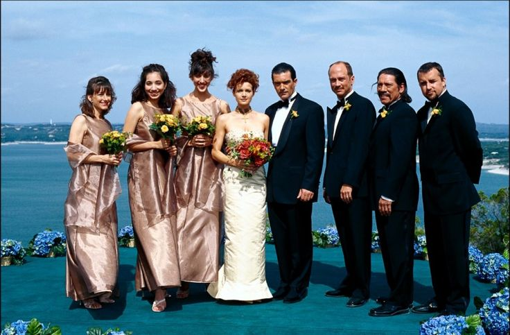 thought the parents wedding in the first spy kids movie