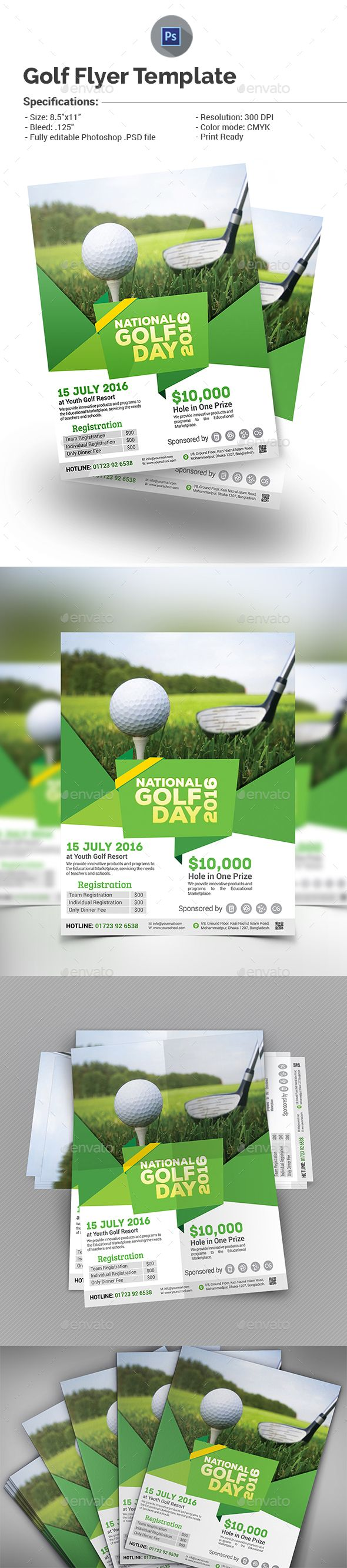 golf brochure templates - 17 images about golf on pinterest search events and