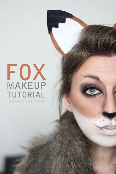 Les 25 Meilleures Id Es De La Cat Gorie Renard Costume Sur Pinterest Costume Renard Halloween