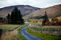 Cycling Scotland. A short tour of Loch Tay that includes a traverse of Glen Quaich and Ben Lawers.  If you like Scottish highland views then this is the ride for you!