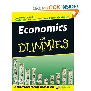 economics for dummies.