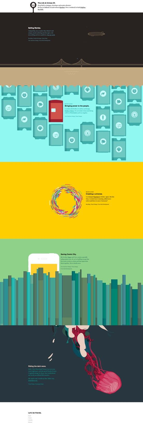 93 best { Web Design } Inspirational Designers images on Pinterest ...