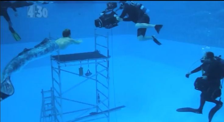 Mako Mermaids - Season 2 filming | Mako Mermaids: Island ...