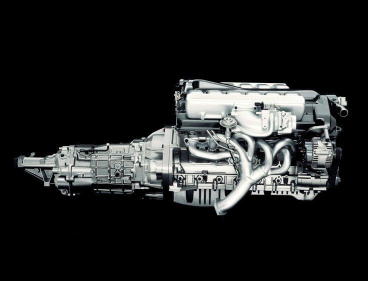 Aston Martin - 1994 - 2003  DB7 V-12 engine