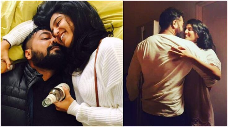 Anurag Kashyap's dating 23 year-old Shubhra Shetty who's 7 years older than his daughter Aaliyah!
